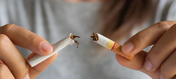 Otras de las causas: el tabaco
